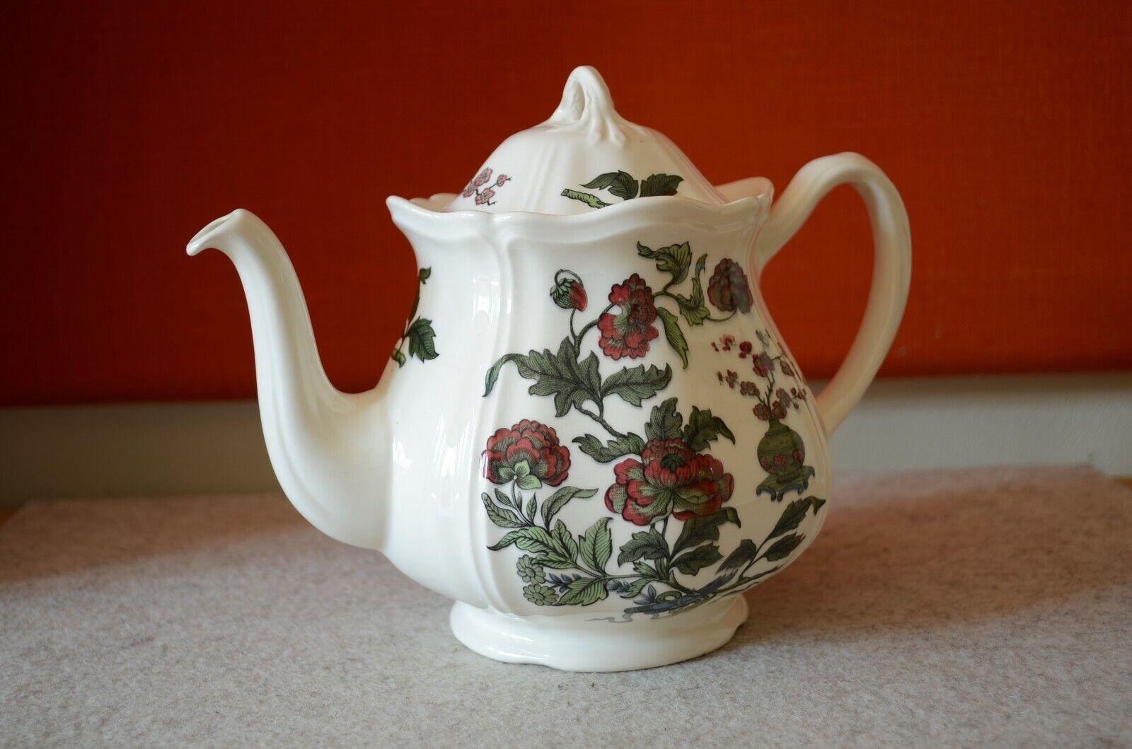 Wedgwood Mandarin  Teekanne   22cm