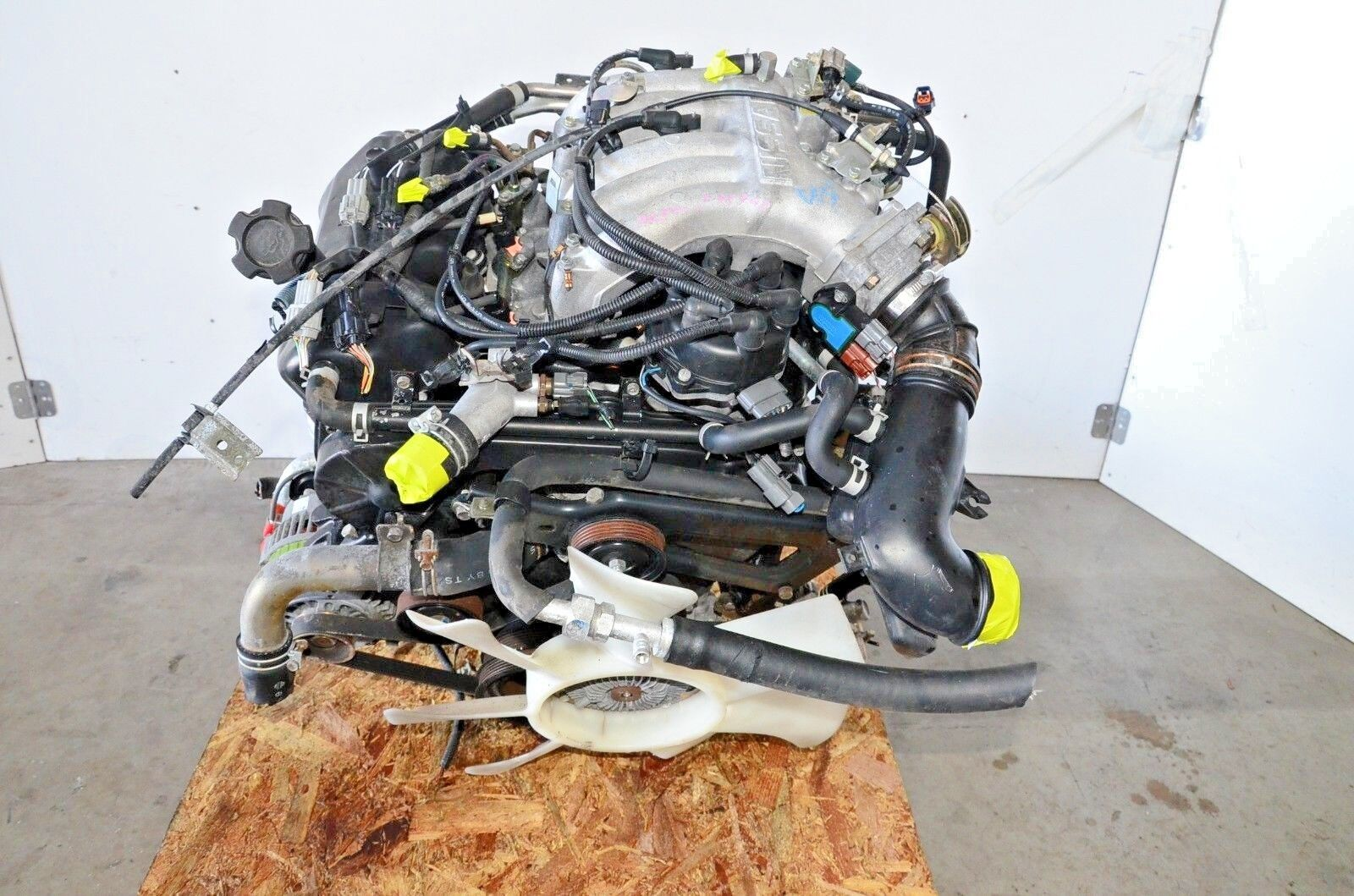 Used 2002 Nissan Frontier Complete Engines for Sale
