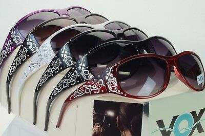 Wholesale Lot VOX WOMEN FASHIONABLE  TRENDY  HOT SUNGLASSES 63029 - Wholesale Shades
