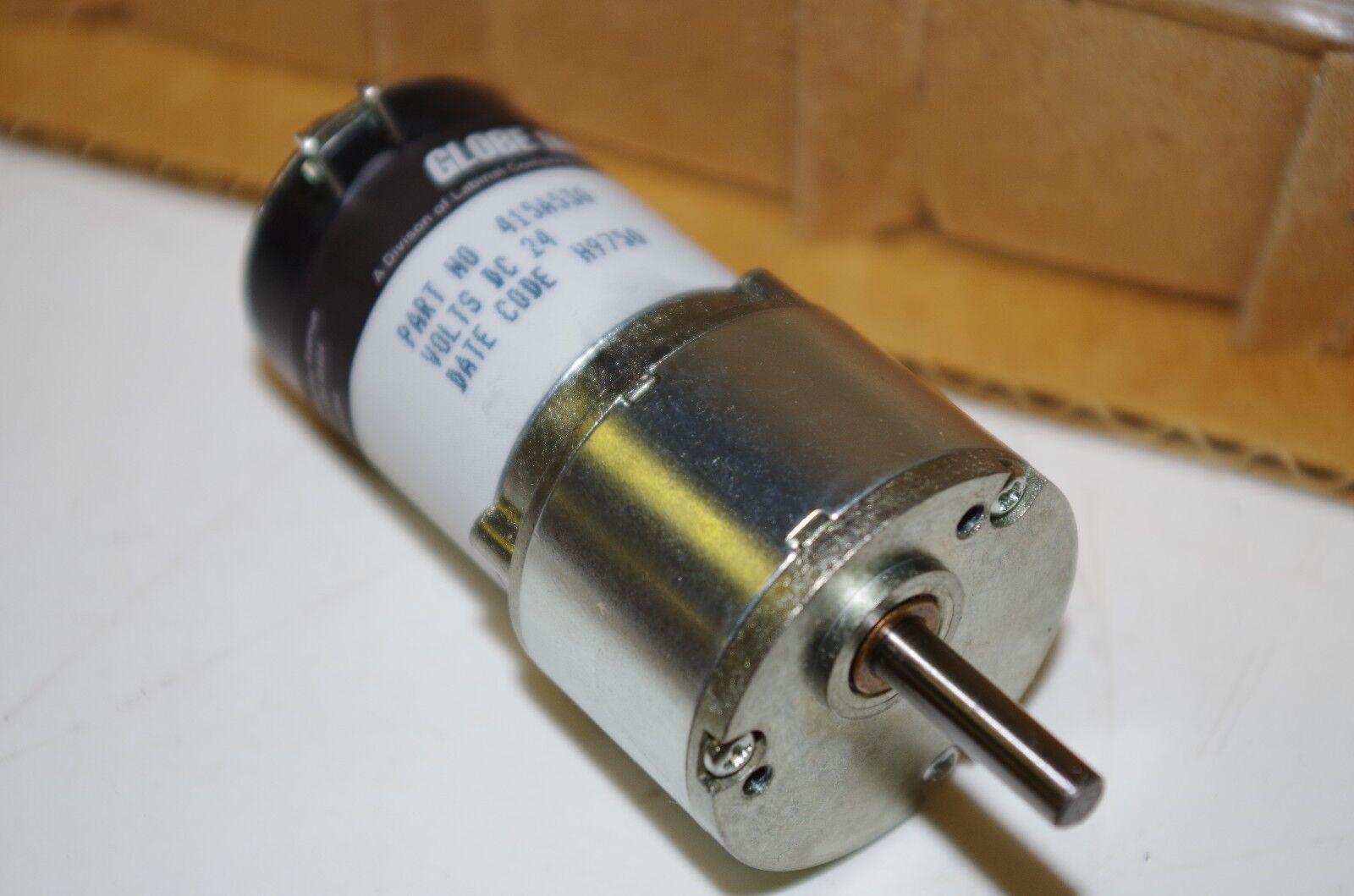 24 volt dc geared motor trw globe 415a530 motor gearhead for 24 volt servo motor