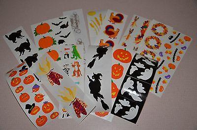 Fall Halloween Crafts (Mrs. Grossman Stickers You Choose Halloween)