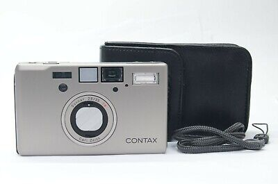 Contax T3 Silver point and Shoot Camera