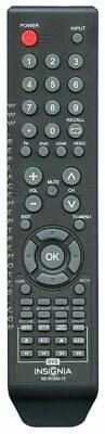 NEW INSIGNIA TV/DVD Combo Remote Control NSRC05A13 (118020407)