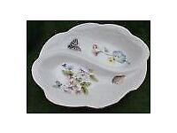Aynsley Trinket /Pin Dish Natures Delight Collection