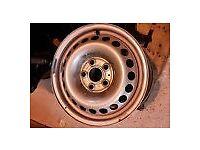 VW T5 steel wheel rims