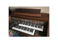 Hi there i have an electric organ fully working with seat