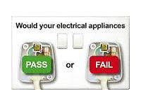 PAT TESTING FROM £25 All areas certificate supplied. Will beat any quote. Over 6 years in business.