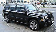 Very Rare Jeep Patriot Sport CRD 2l. Very clean condition, low mileage, 4x4 Black