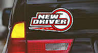 New Driver Car Magnets