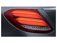 MERCEDES E CLASS W213 REAR LIGHTS