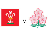 Wales V Japan Tickets - Face Value - £35pp - Middle Tier