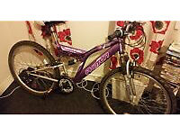 Proton women's mountain bike