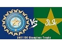 ICC Champions Trophy Final Cricket Tickets India v Pakistan