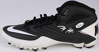 T.Y. Hilton Signed Football Nike Cleat JSA Certified Autograph