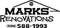 Marks Renovations for all your Renovation needs