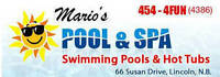 Swimming Pool Installer / Hot Tub technician
