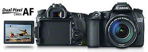Reduced! CANON 70D body