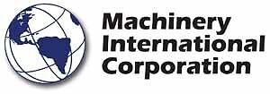 Machinery Intl Corp Used Machinery