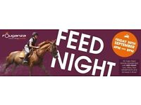 Event:DECATHLON HORSE FEED AND SPECIAL OFFERS NIGHT