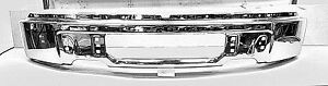 NEW 2009-2014 FORD F150 CHROME FRONT BUMPERS London Ontario image 7
