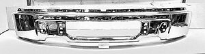 NEW 2009-2014 FORD F150 CHROME FRONT BUMPER London Ontario image 1