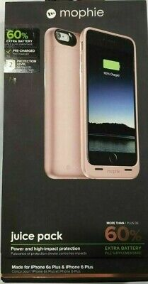 Mophie Juice Pack Battery Case for iPhone 6 Plus/6S Plus...