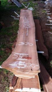 Red gum timber slab. Bartop. Bendigo 3550 Bendigo City Preview