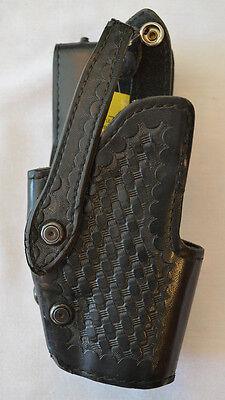 "Safariland 6285-219 S/&W M/&P 9mm//40cal 4.25/"" RH Low Ride STX Basketweave C Grade"
