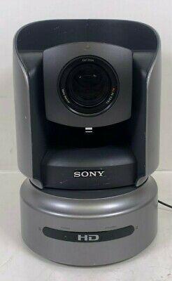 Sony Brc-h700 Ccd Robotic Hd Ptz Video Camera W Power Supply