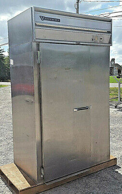 Victory Commercial Full Size Refrigerator Model Rcis-1d-s7