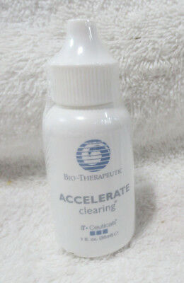 Accelerate Clearing 1Oz B T Ceuticals Bio Therapeutic New Sealed