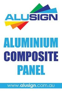 Aluminium Composite Panel alupanel sheets Revesby Bankstown Area Preview