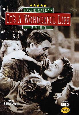 It`s a Wonderful Life (1946) - Frank Capra DVD *NEW [DISC ONLY]