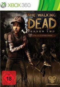 The Walking Dead: Season 2 - A Telltale Games Series (Microsoft Xbox 360, 2014,