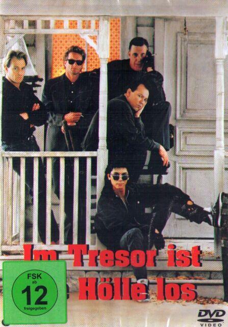 DVD NEU/OVP - Im Tresor ist die Hölle los - Hoyt Axton & Rubén Blades