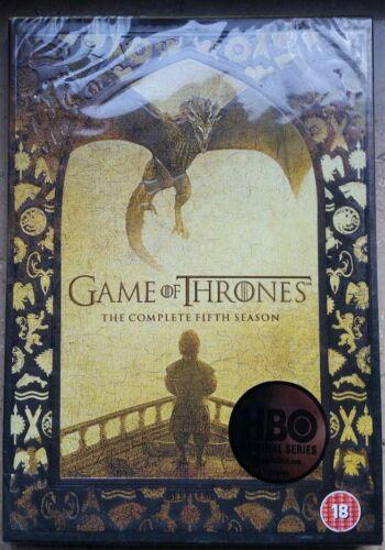 Game of Thrones Staffel 5 mit deutschem Ton