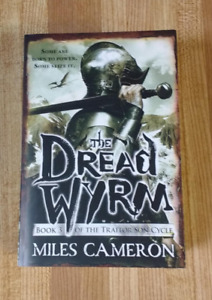The Dread Wyrm by Miles Cameron. Paperback