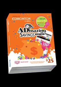 ADmazing Coupon Books for school fundraiser