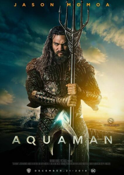 AQUAMAN-DVD-FREE-SHIPPING-BRAND-NEW-FACTORY-SEALED