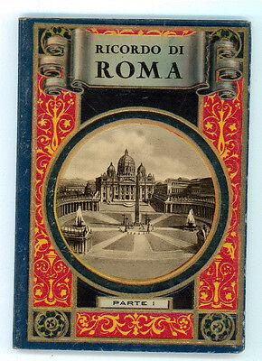 RICORDO DI ROMA PARTE I 32 VEDUTE ANNI '30