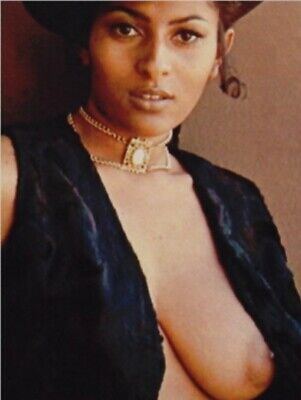 Pam Grier Sexy For Photo 8x10 Picture Celebrity Print
