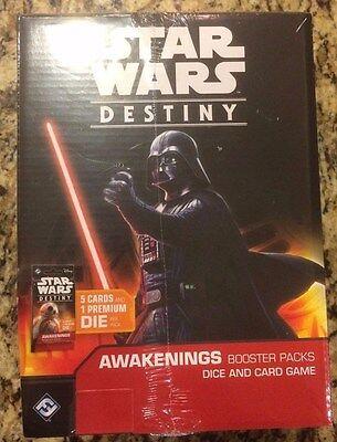 Star Wars Destiny Awakenings Booster Box - NEW SEALED - LAST BOX- Fast Shipping!