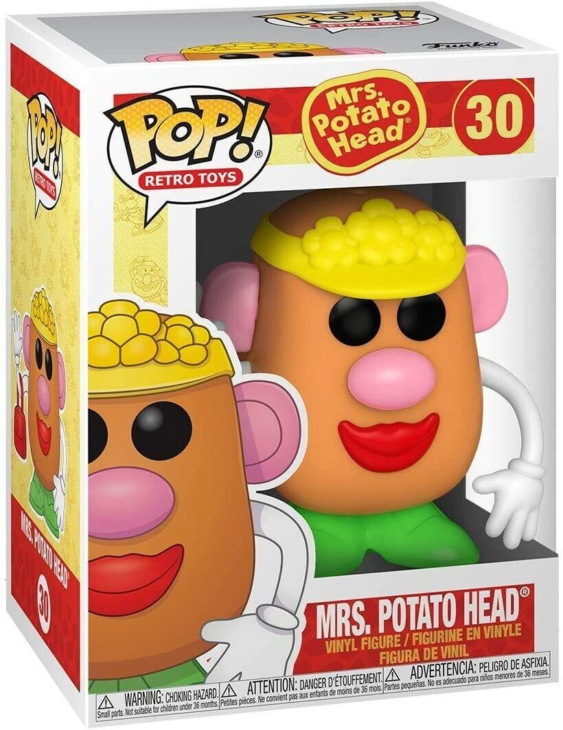 Funko - POP Vinyl Hasbro- Mrs. Potato Head Brand New In Box - $5.49
