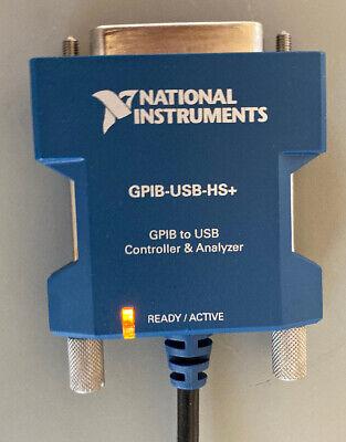 National Instruments Ni Gpib-usb-hs