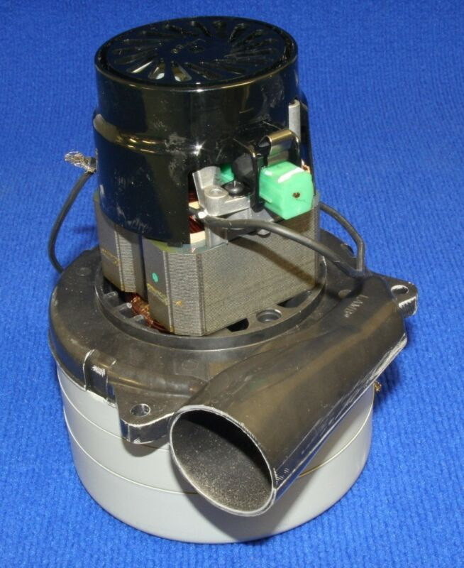Tennant 130413 398521 Vacuum Motor 36 Volt 1550 and Concord HP Plus Extractor