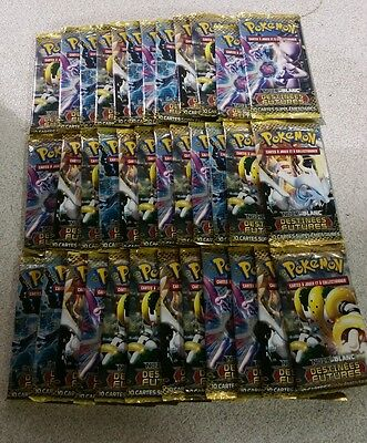 Pokémon French Next Destinies Booster Box  36 ct lot Packs Destinees Futures -