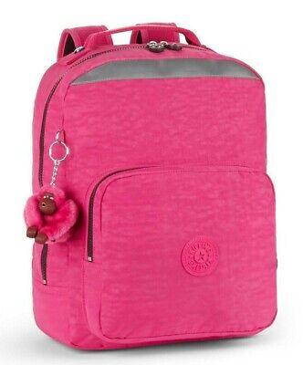 Kipling AVA Medium Backpack - Pink Berry C