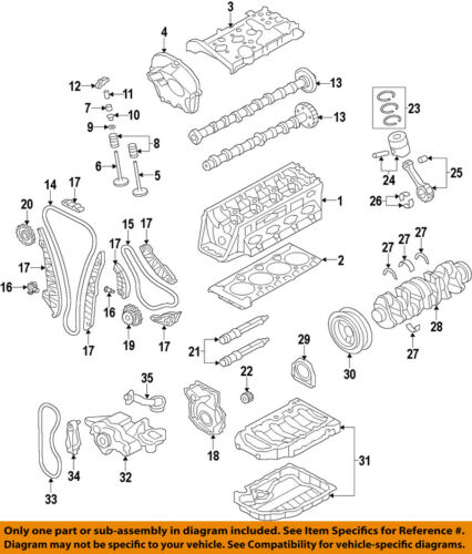 [ZHKZ_3066]  VW VOLKSWAGEN OEM 09-17 CC-Engine Oil Pan 06J103600AF | eBay | Vw Cc Engine Diagram |  | eBay