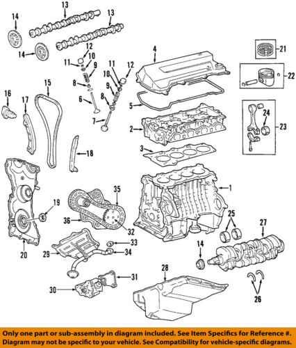 Details About FORD OEM Engine Timing Chain Guide 3L8Z6K297AA