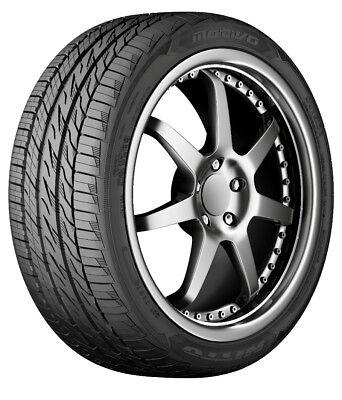 2 New Nitto Motivo 101W 60K-Mile Tires 2255517,225/55/17,22555R17